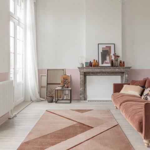 Salón con alfombra Osta Sierra 456.22.201