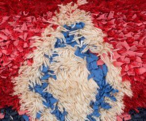 Detalle de alfombra Alvar de Kas Australia