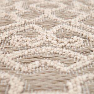 Detalle de alfombra Adis Lin de Vivaraise