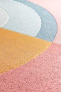 Detalle alfombra Osta Bloom 466.137.AK200