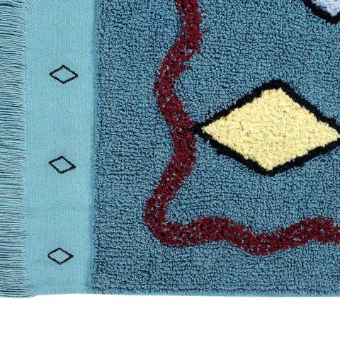 Detalle alfombra Draa Lorena Canals