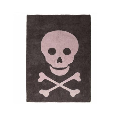 Alfombra Skull dark Lorena Canals